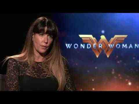 Wonder Woman - Patty Jenkins Interview