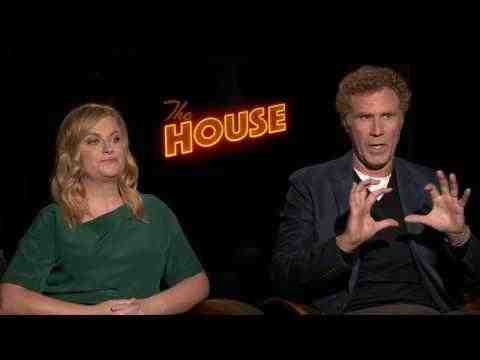 The House - Will Ferrell & Amy Poehler Interview