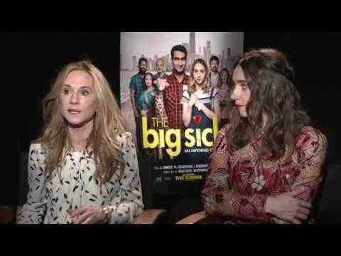 The Big Sick - Holly Hunter & Zoe Kazan Interview
