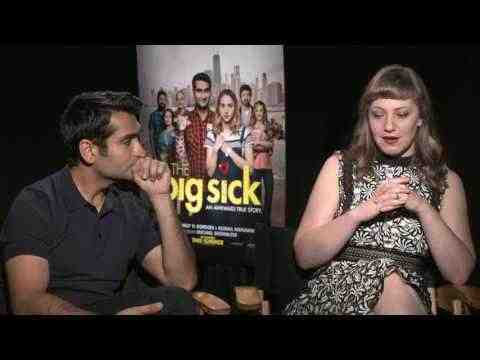 The Big Sick - Kumail Nanjiani & Emily V. Gordon Interview