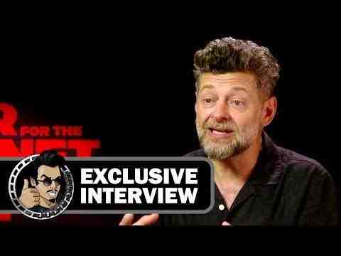 War for the Planet of the Apes - Andy Serkis Interview