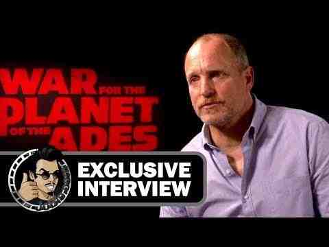 War for the Planet of the Apes - Woody Harrelson Interview