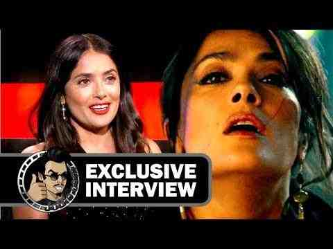 The Hitman's Bodyguard - Salma Hayek Interview