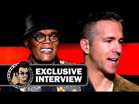 The Hitman's Bodyguard - Ryan Reynolds & Samuel L. Jackson Interview