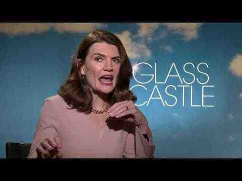 The Glass Castle - Jeannette Walls Interview