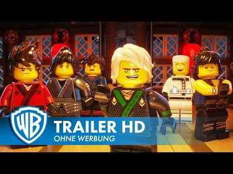 The Lego Ninjago Movie - trailer 3