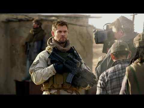 12 Strong - Behind The Scenes