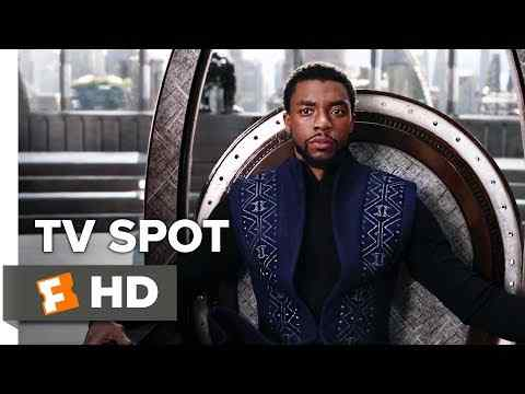 Black Panther - TV Spot 1