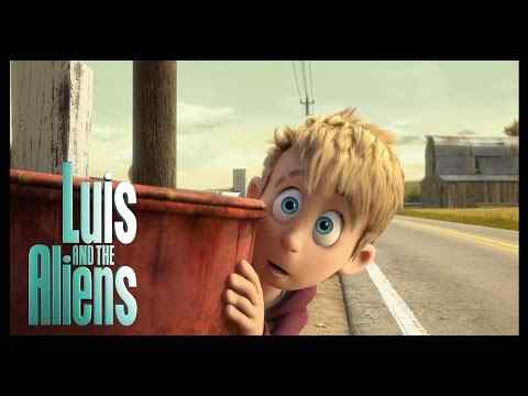 Luis & the Aliens - trailer 1