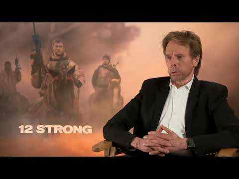 12 Strong - Producer Jerry Bruckheimer Interview