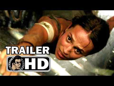 Tomb Raider - TV Spot 1 & trailer