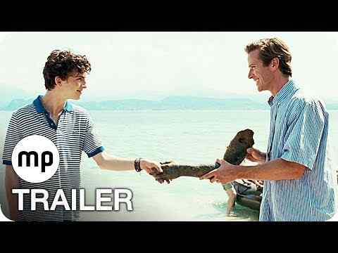 Call Me By Your Name - Filmclip & trailer