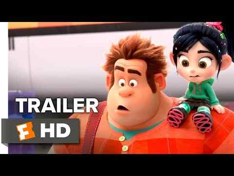 Ralph Breaks the Internet: Wreck-It Ralph 2 - trailer 4