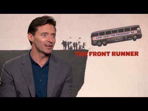The Front Runner - Hugh Jackman Interview