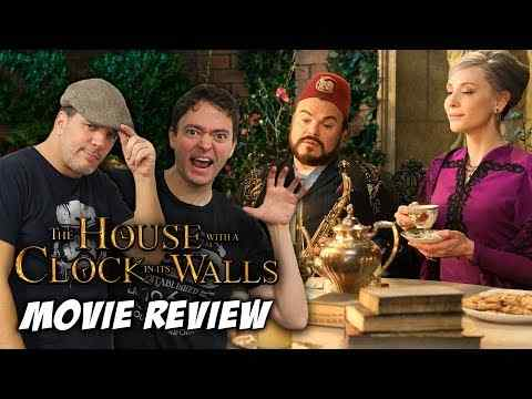 The House with a Clock in its Walls - Schmoeville Movie Review
