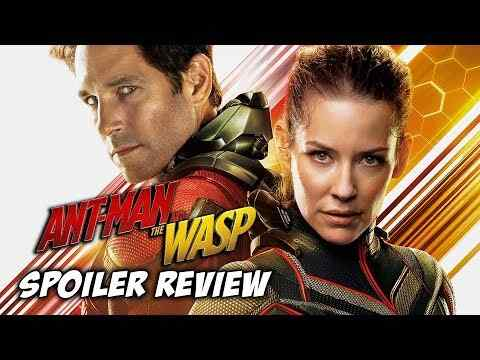 Ant-Man and the Wasp - Schmoeville Movie Review