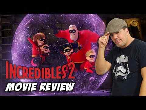 Incredibles 2 - Schmoeville Movie Review