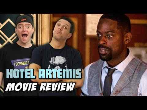 Hotel Artemis - Schmoeville Movie Review