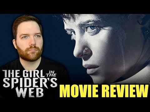 The Girl in the Spider's Web - Chris Stuckmann Movie review