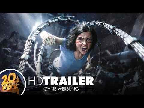 Alita: Battle Angel - trailer 3