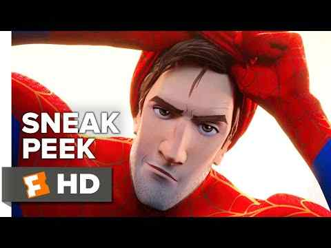 Spider-Man: Into the Spider-Verse - trailer 4
