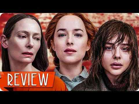 Suspiria - Robert Hofmann Kritik Review
