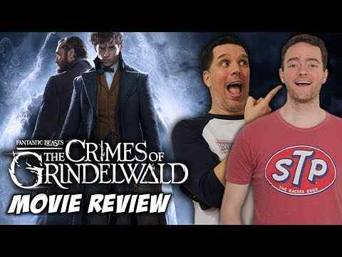 Fantastic Beasts: The Crimes of Grindelwald - Schmoeville Movie Review