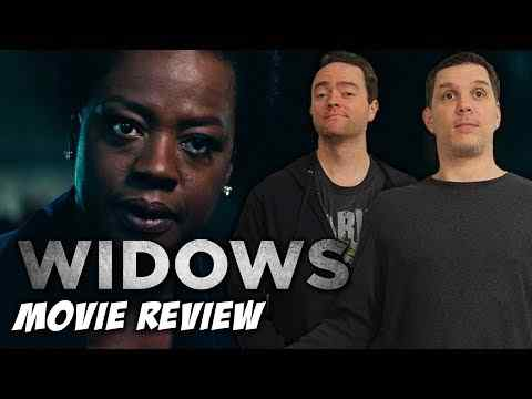 Widows - Schmoeville Movie Review