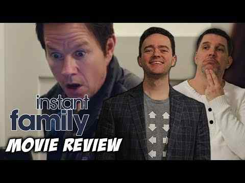 Instant Family - Schmoeville Movie Review