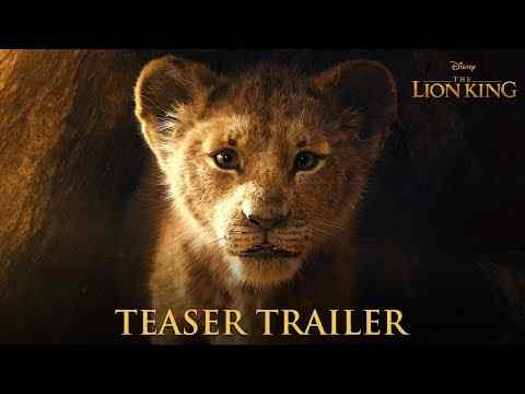 The Lion King - trailer 1