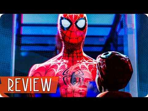 Spider-Man: A New Universe - Robert Hofmann Kritik Review