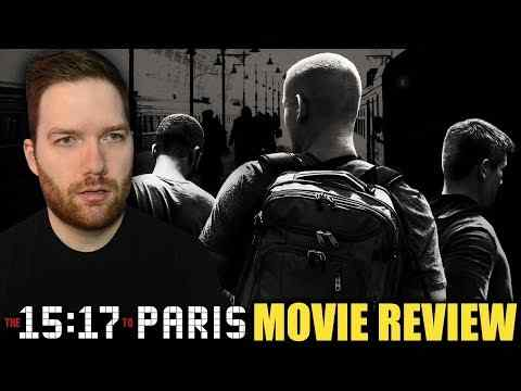 The 15:17 to Paris - Chris Stuckmann Movie review