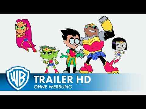 Teen Titans Go! To the Movies - trailer 1