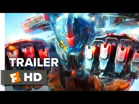 Pacific Rim Uprising - trailer 3