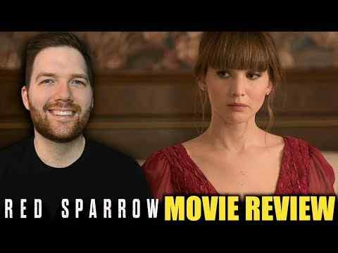 Red Sparrow - Chris Stuckmann Movie review