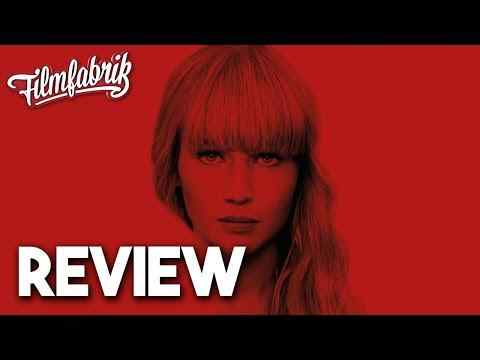 Red Sparrow - Filmfabrik Kritik & Review