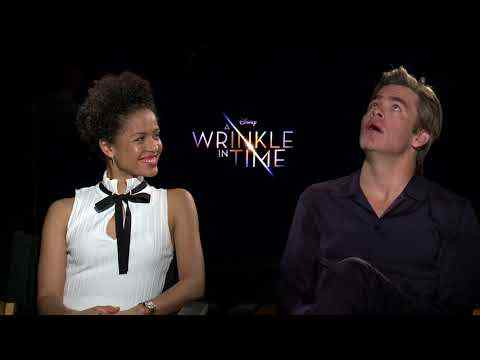 A Wrinkle in Time - Gugu Mbatha-Raw & Chris Pine interview