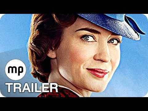Mary Poppins Rückkehr - trailer 1