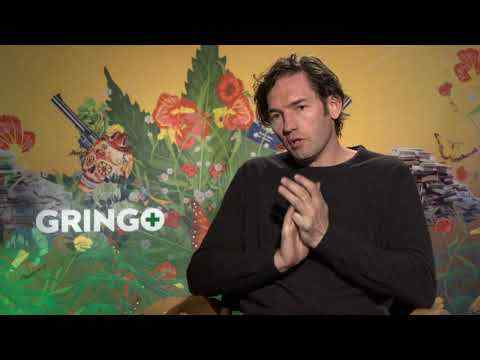 Gringo - Nash Edgerton Interview
