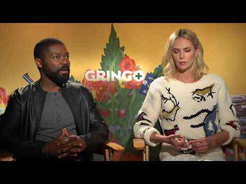 Gringo - David Oyelowo & Charlize Theron Interview