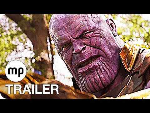 The Avengers 3: Infinity War - trailer 2