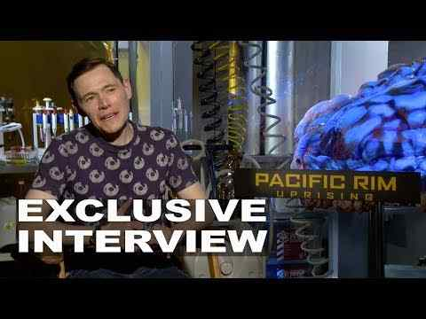 Pacific Rim Uprising - Burn Gorman Interview