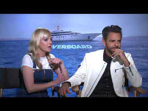 Overboard - Anna Faris & Eugenio Derbez Interview