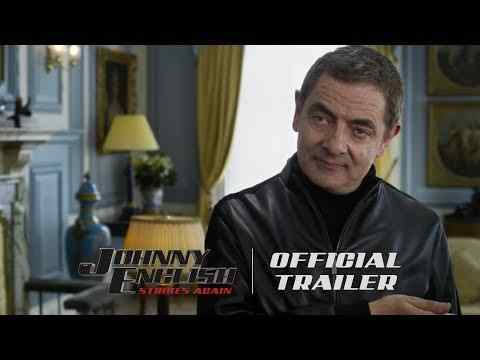 Johnny English Strikes Again - trailer 1