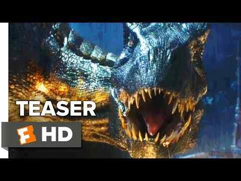 Jurassic World: Fallen Kingdom - TV Spot 1