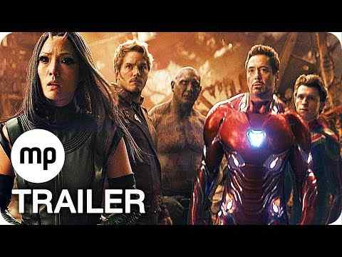 The Avengers 3: Infinity War - Featurette & Trailer