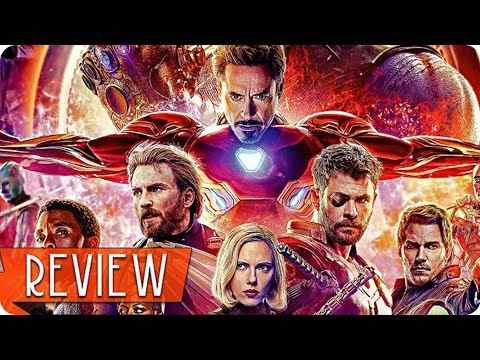 The Avengers 3: Infinity War - Robert Hofmann Kritik Review