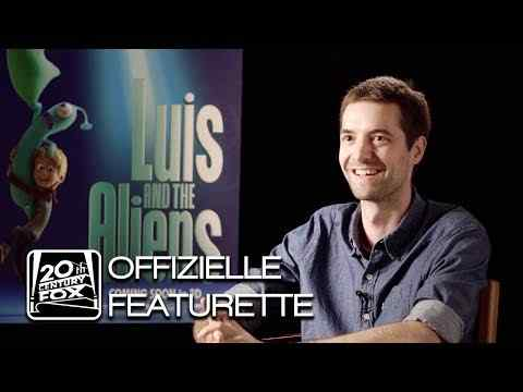 Luis und die Aliens - Making Of 3