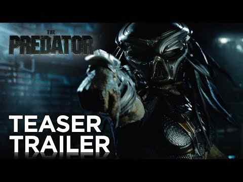 The Predator - trailer 1
