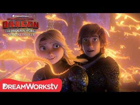 How to Train Your Dragon: The Hidden World - trailer 1